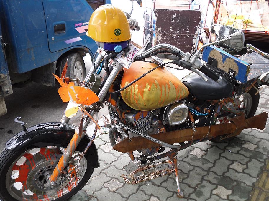 Korea S Best Motorcycle Dokk Aebi