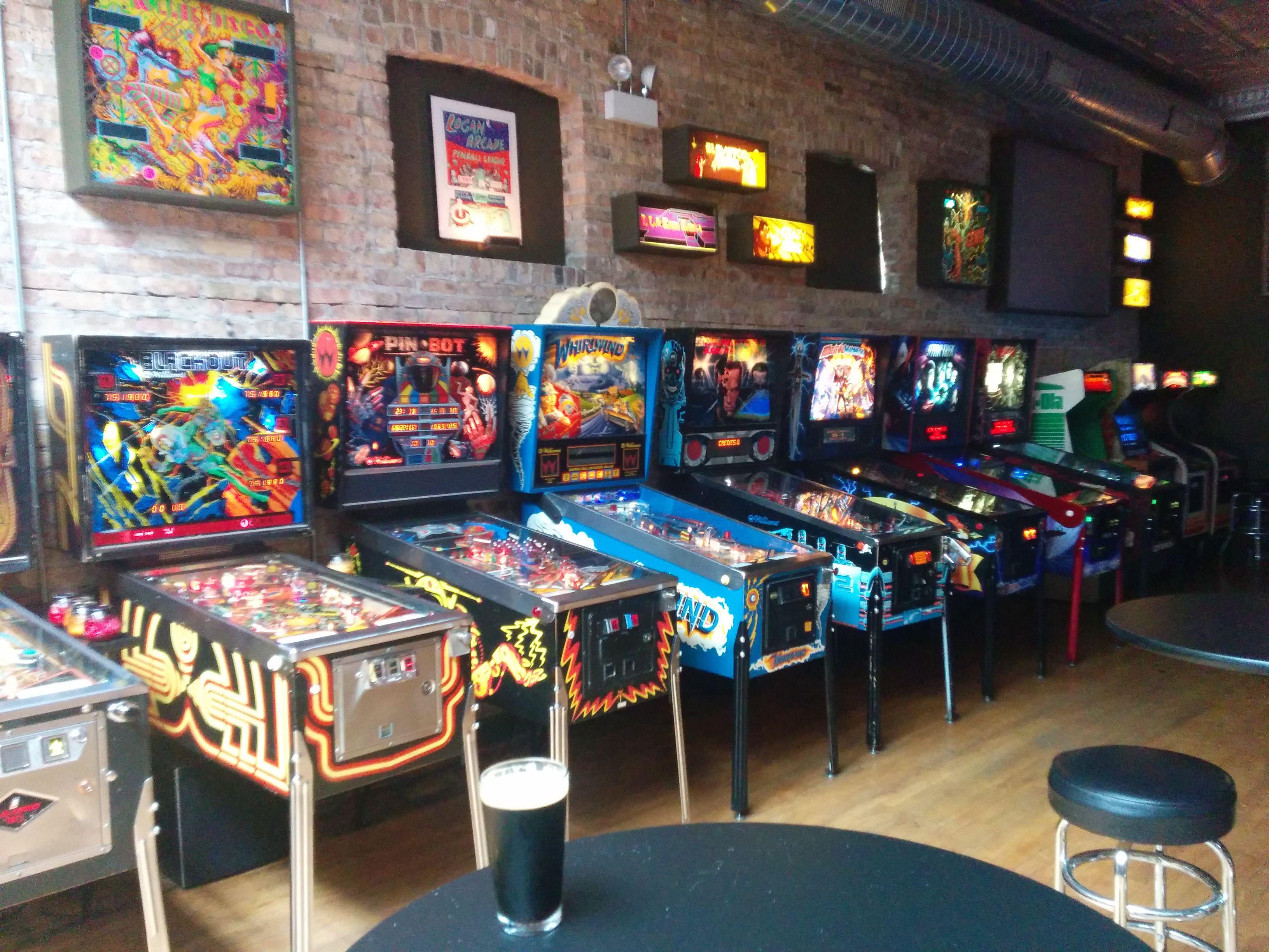 Logan Arcade 2